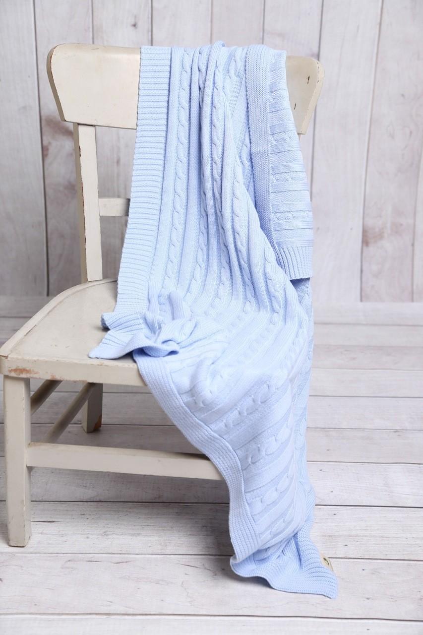 babydecke skandinavisches zopfmuster bio baumwolle. Black Bedroom Furniture Sets. Home Design Ideas